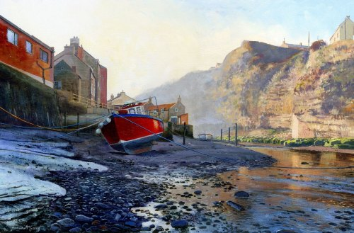 'Smokey Staithes' SOLD OUT