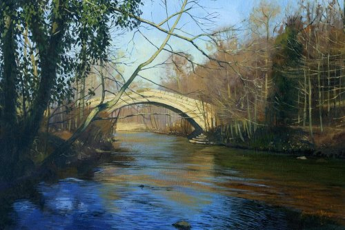 'Beggars Bridge' SOLD OUT