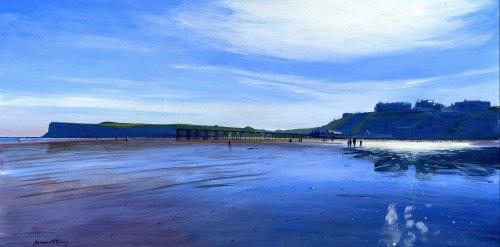 'Saltburn Beach'