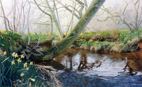 'River Dove, Farndale'