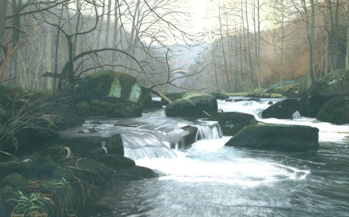 River Esk, Winter