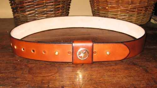LEATHER STUD BELT1