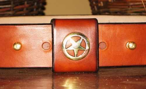 LEATHER STUD BELT2