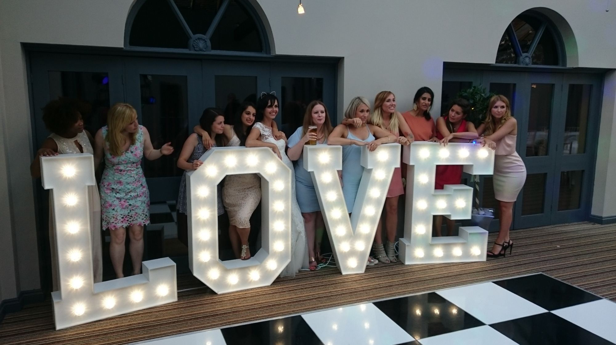 September 2015 love pose guests