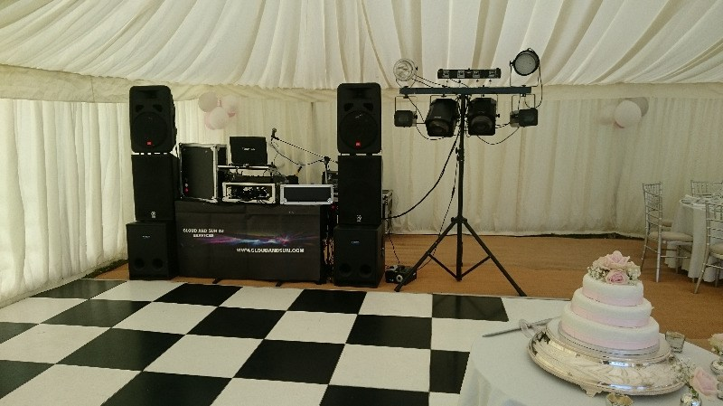 wedding disco july 2015