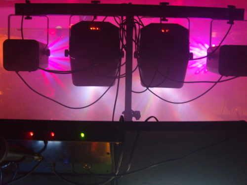 smokey disco gig 2