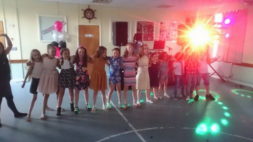 Childrens party September 2016