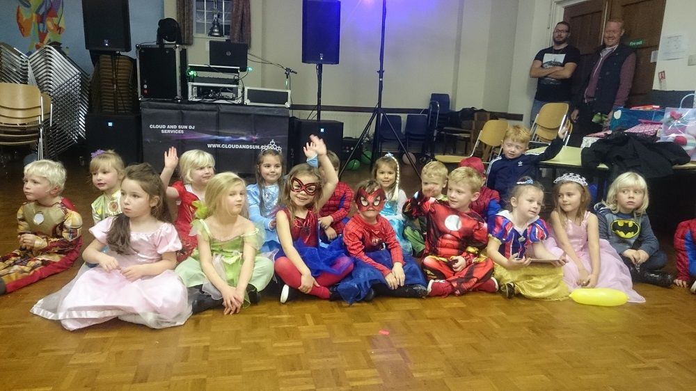 A1 mobile disco children's party 2016