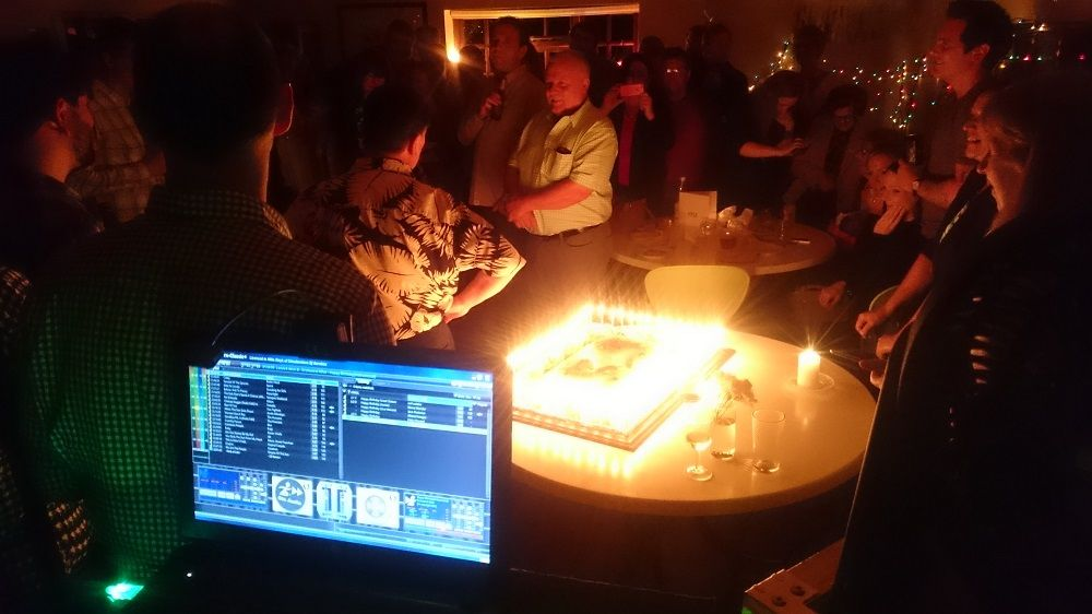 A1 mobile disco home birthday party 2016