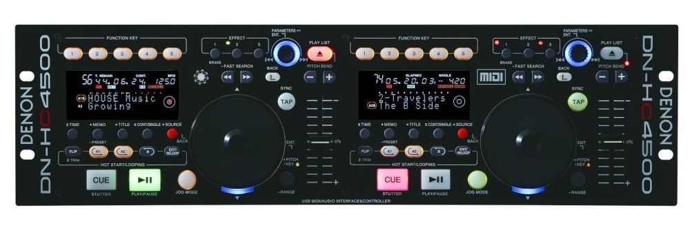 denon-hc4500 rack-mount-dj-controller-
