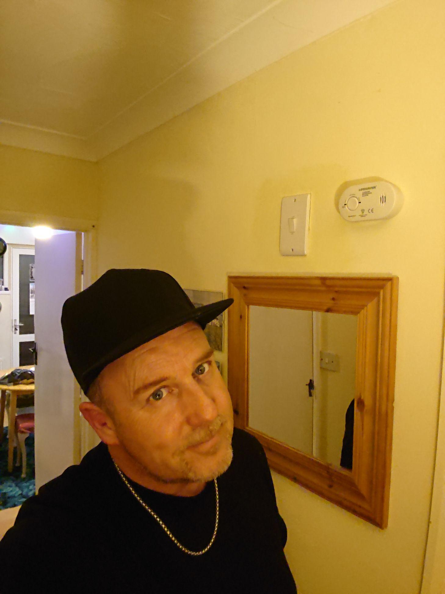 badass DJ baseball cap just arrived!