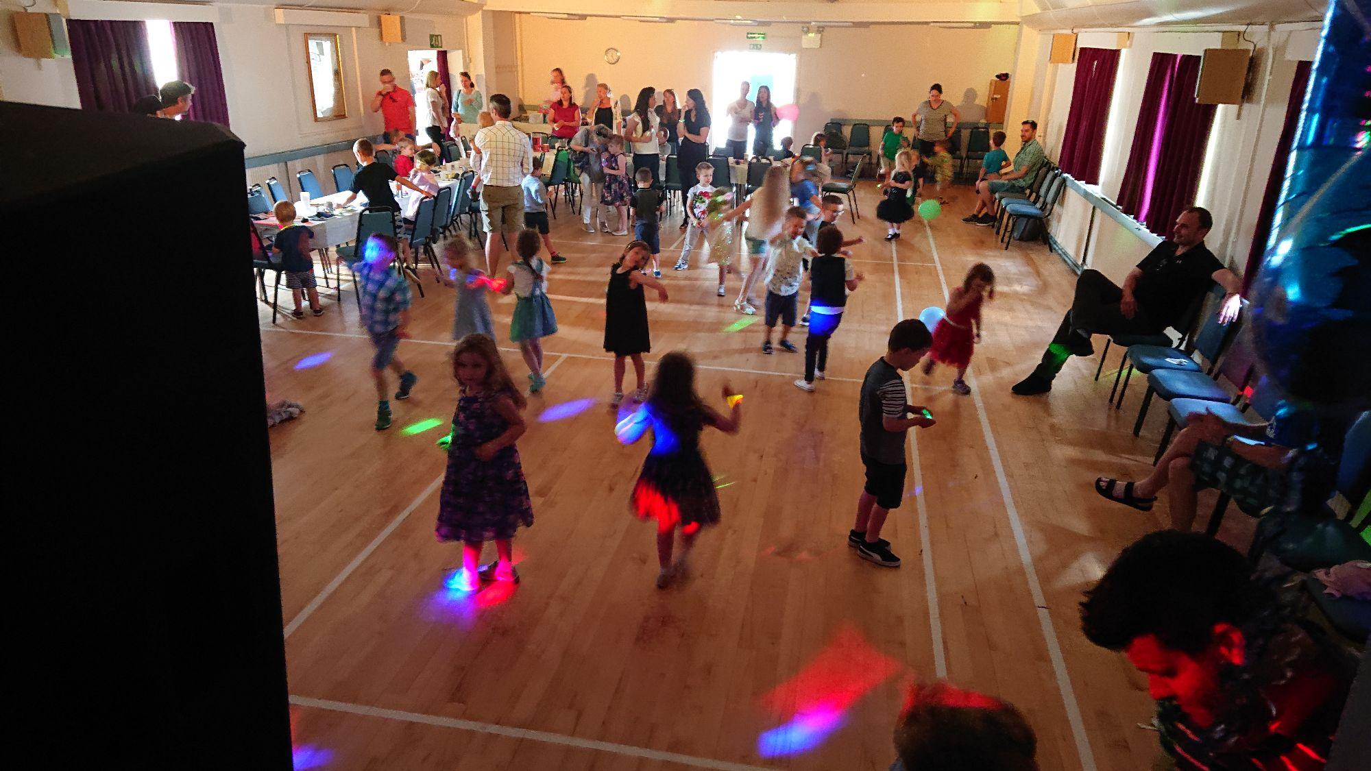 children's party village hall 1