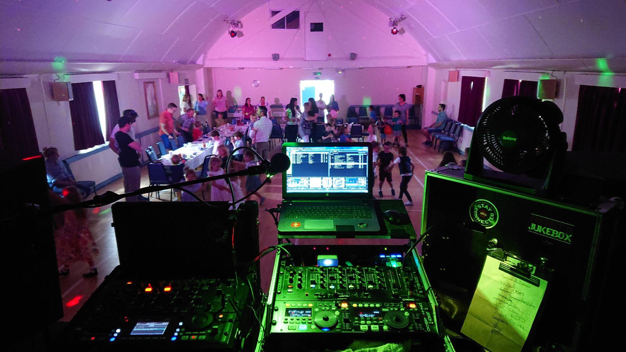 children's party village hall 2