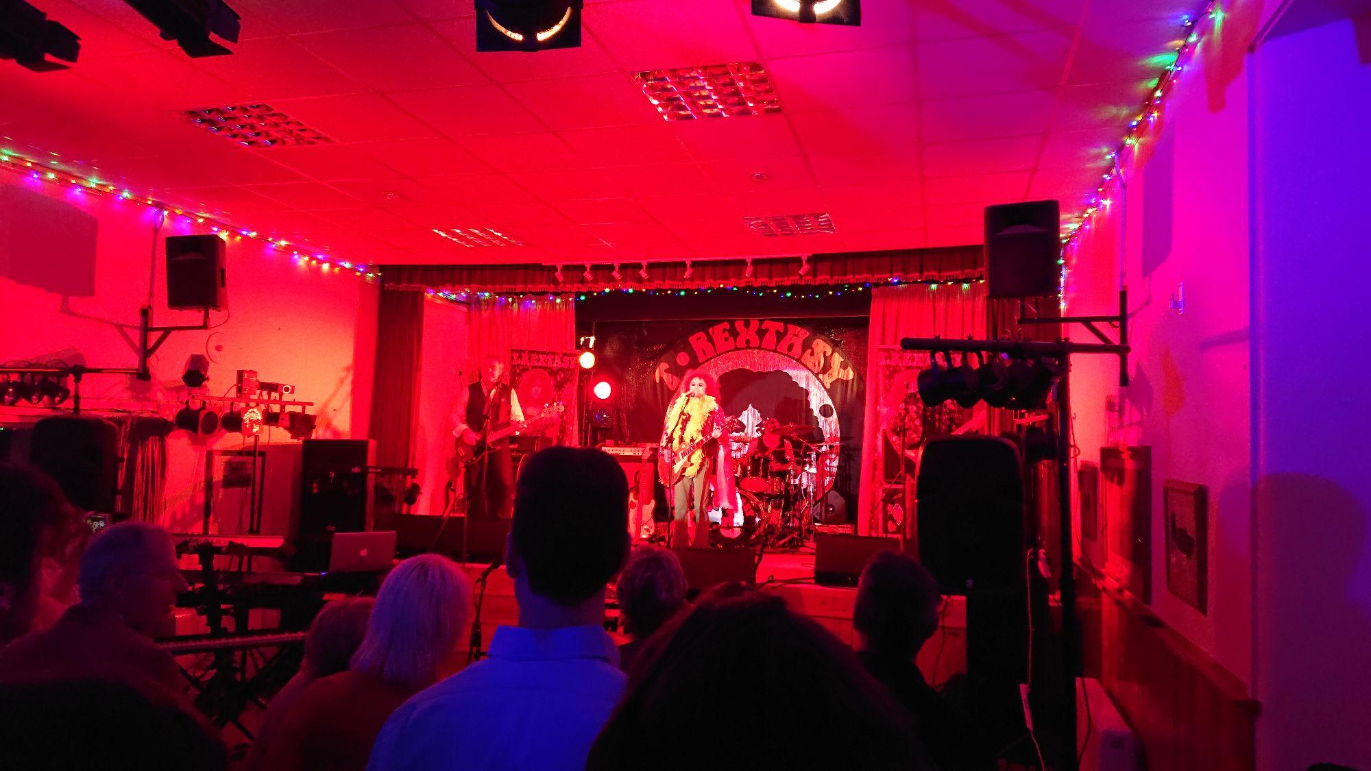 Mick's 60th in Lavant