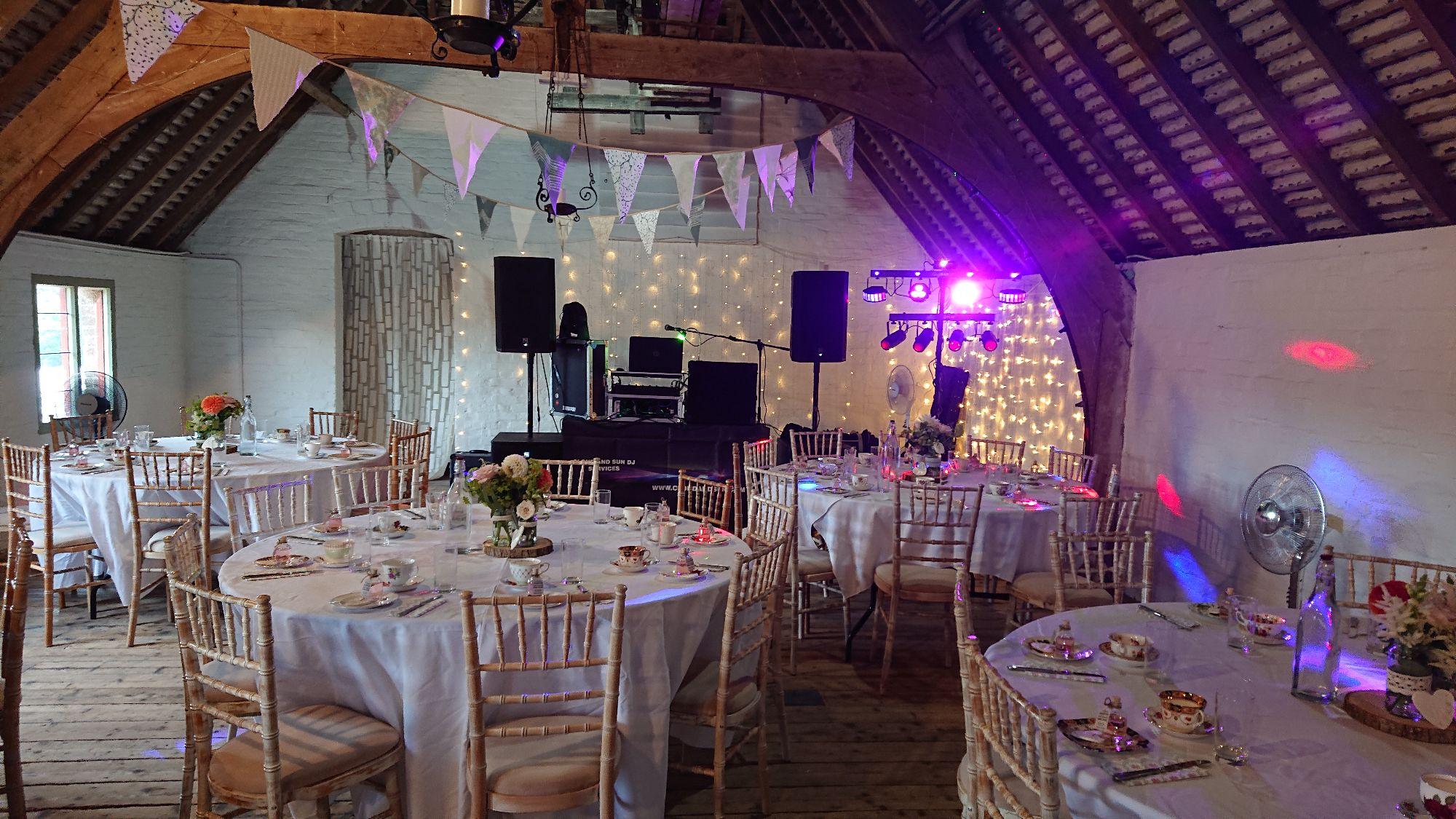 South Stoke Farm arundel Sussex - Beautiful venue