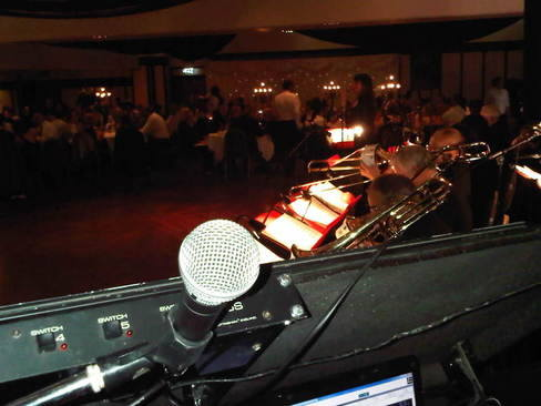 felbridge hotel big band night december 2012