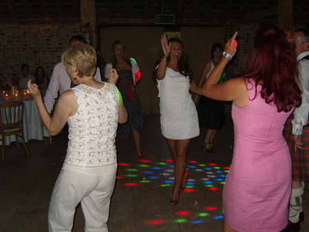 dance floor happiness