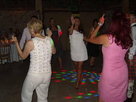 dance floor happiness