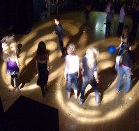 Children's disco
