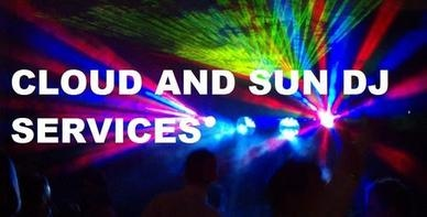 Cloud And Sun DJ Services Small Logo