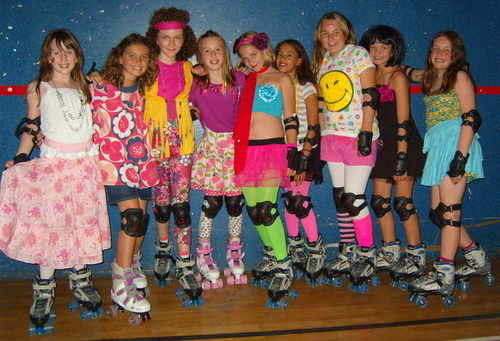 roller party girls 2