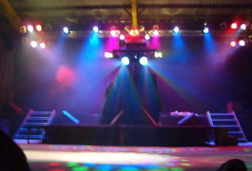 the venue gig 6
