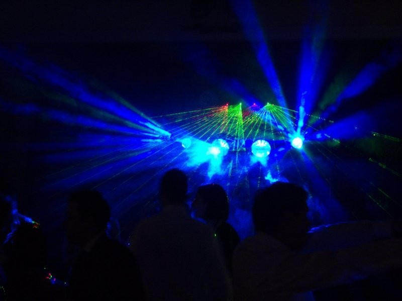 lazor light show 3