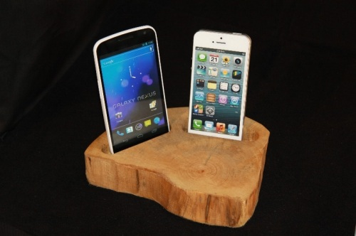 Double Mobile Phone Holder