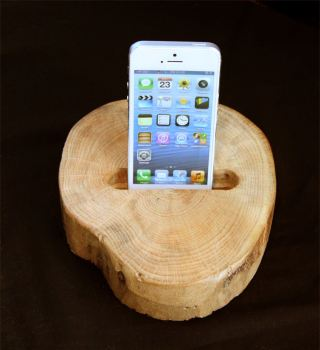 single mobile phone holder