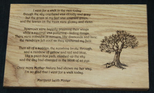Poem by Margaret Leith 1