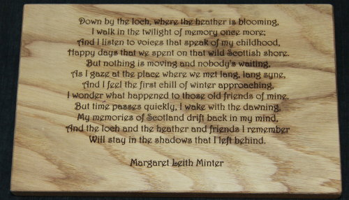 Poem by Margaret Leith 2