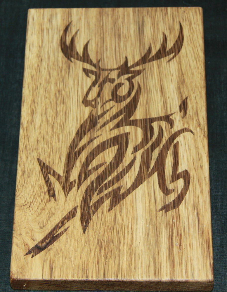 Trible Stag