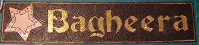 Bagheera Plate