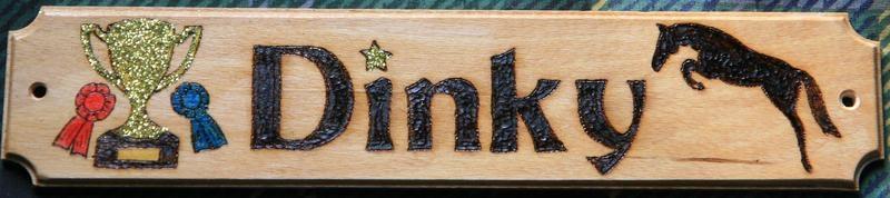 20120029 Dinky (trophy plate)