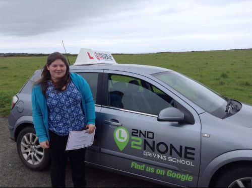 Under 17s Driving lessons perranporth august 30th 2015 028