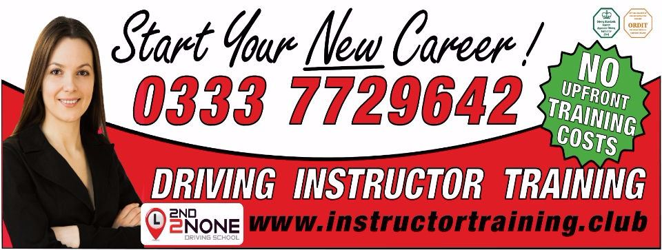 Driving Instructor Training Shaftesbury
