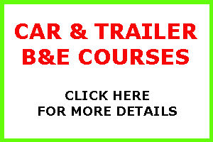 car and trailer courses Dorset
