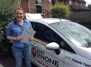 intensive driving lessons Chippenham