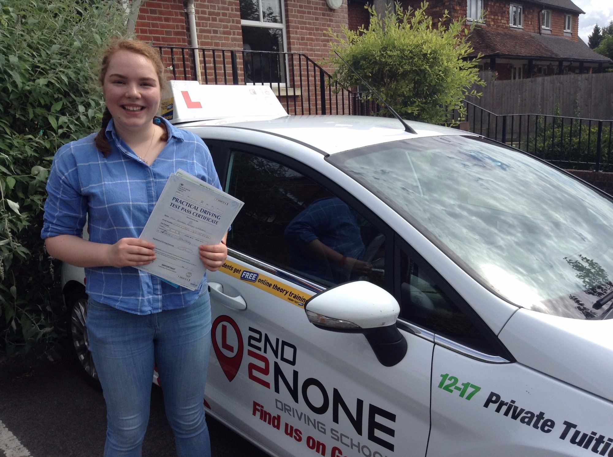 Local driving instructors in Andover
