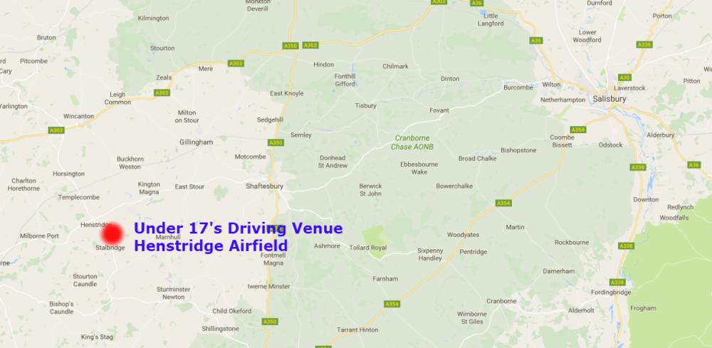 map henstridge airfield