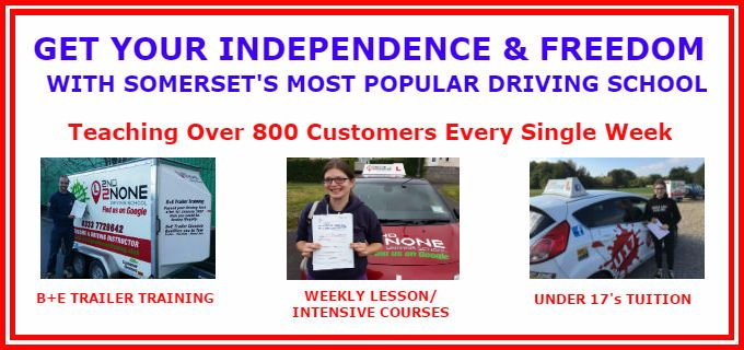Driving Lessons in Wincanton