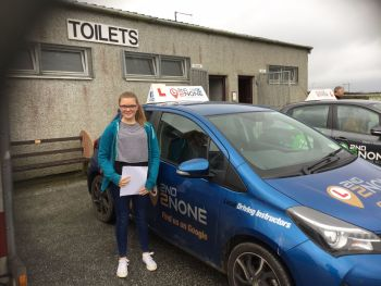 Driving Lessons Falmouth - Stithians Showground Under 17's Driving Day