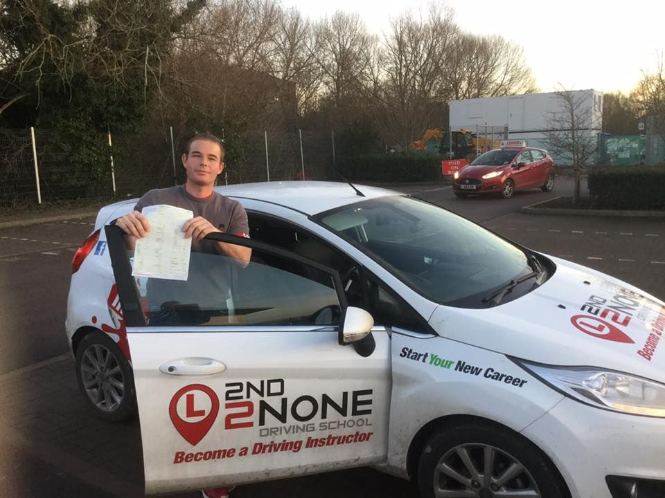 Driving Instructor Training in Andover