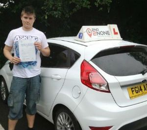 The best driving instructor in Exter