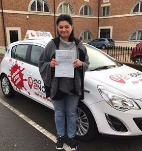 Automatic Driving Lessons Bath