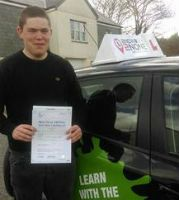 The best driving instructor in Falmouth