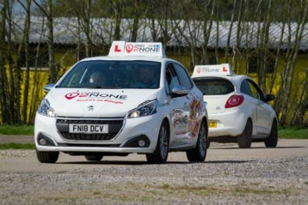Under 17's Driving Lessons Falmouth