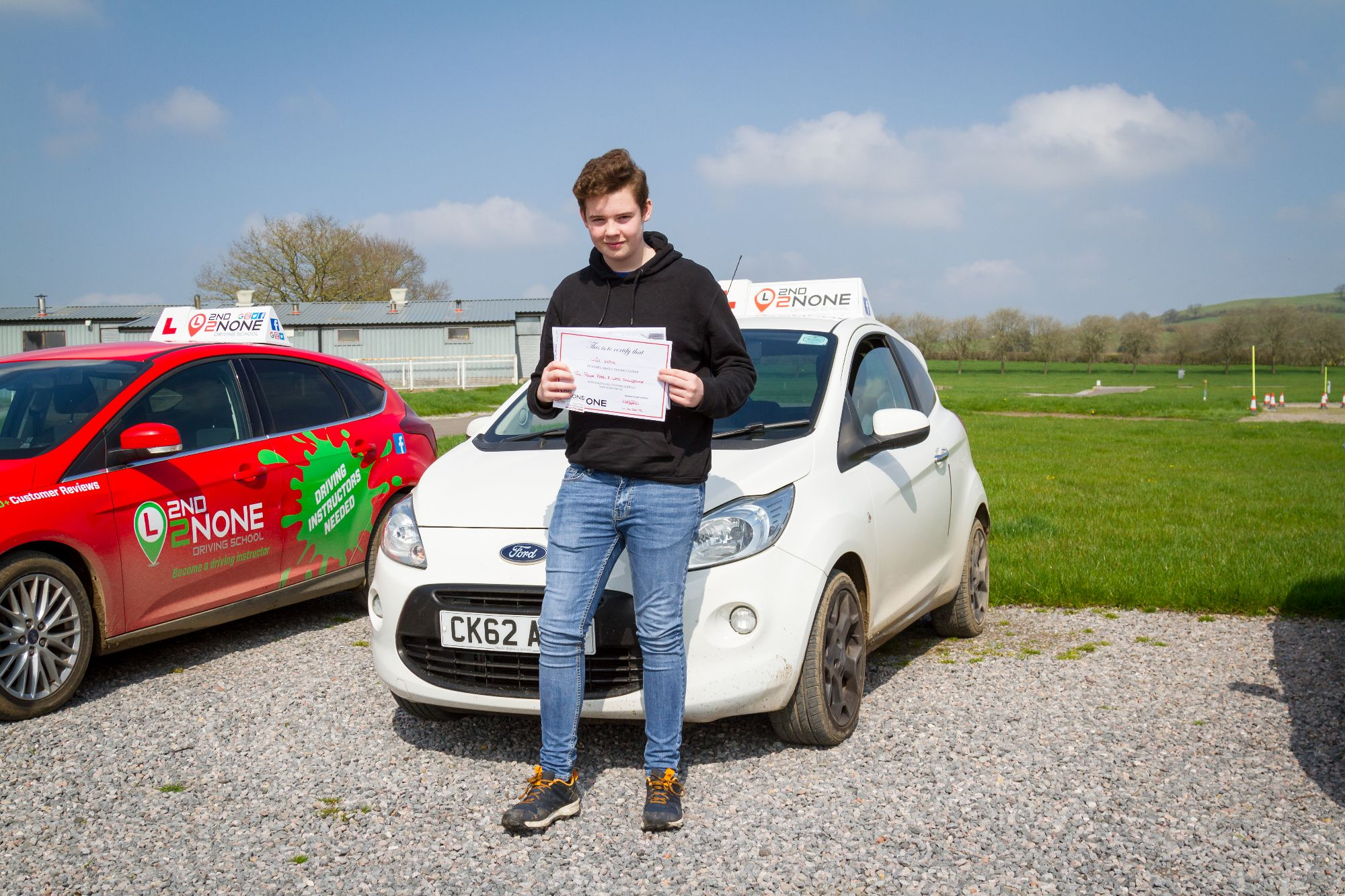 Under 17's Driving Lessons Truro