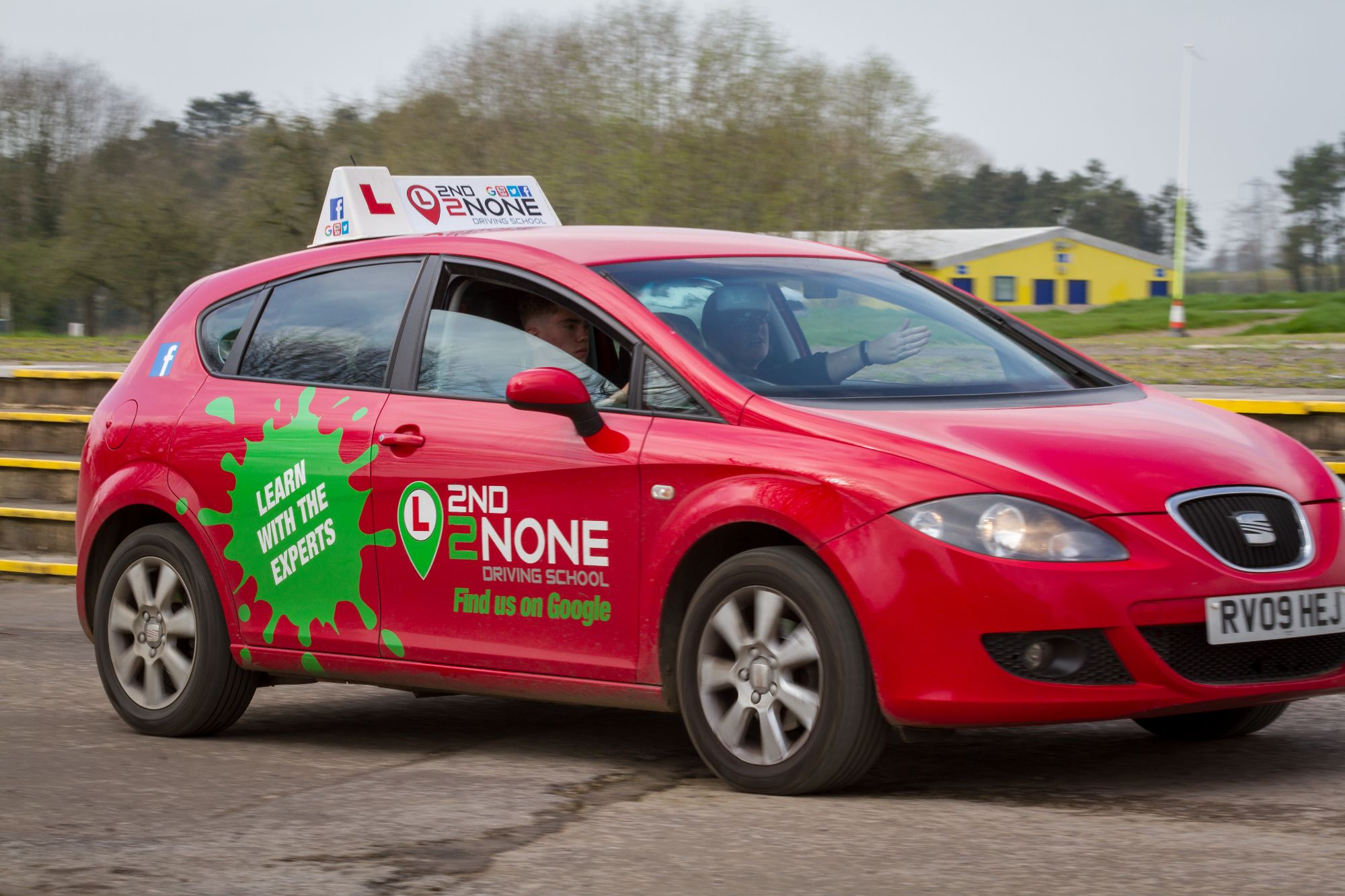 Under 17's Driving Lessons Shepton Mallet