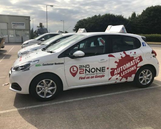 Automatic Driving Lessons Stoke Gifford